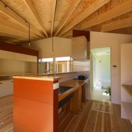キッチン (引土の家)
