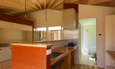 引土の家 (キッチン)