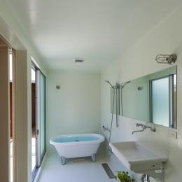 引土の家 (浴室)