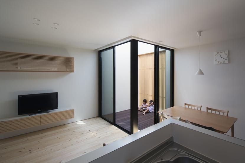 建築家:川添 純一郎「cube×CUBE」