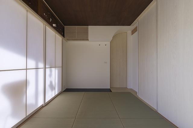 舞多聞の家の部屋 和室