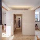 寝室と子供部屋