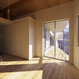 舞多聞の家 (寝室2)