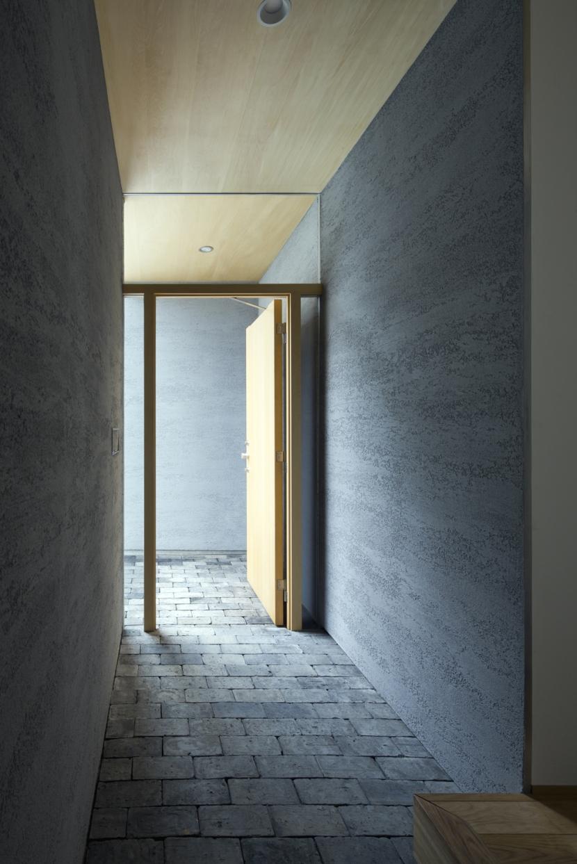 夢前町の家の部屋 玄関
