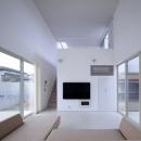 生駒の家の写真 リビング