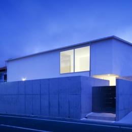 生駒の家 (外観)