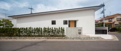 外観 (planar house)