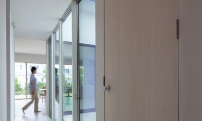 玄関|planar house