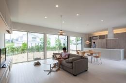 planar house (LDK)
