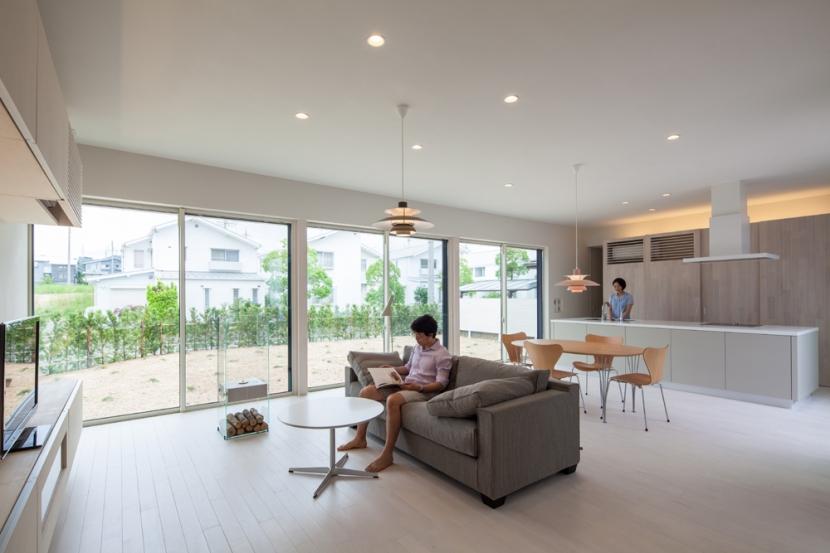 建築家:川添 純一郎「planar house」