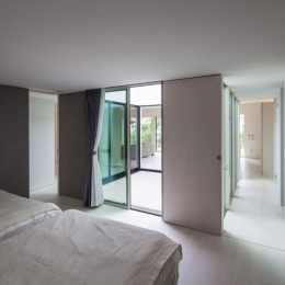 planar house (寝室)