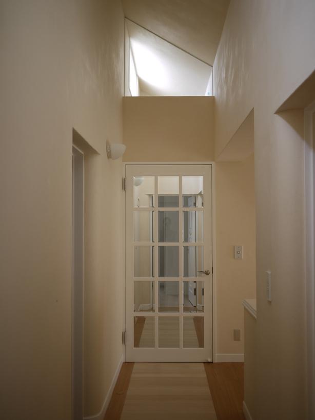 N邸の写真 室内廊下