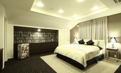 A邸 (寝室_2)