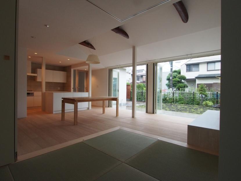 南烏山の家(リノベーション)の部屋 和室