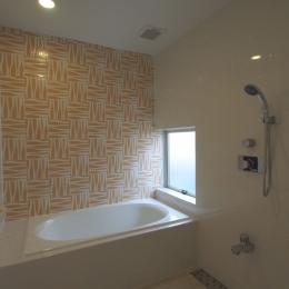 南烏山の家(リノベーション) (浴室)