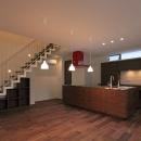 ひばり野 辰郎の住宅事例「青葉町のコートハウス」