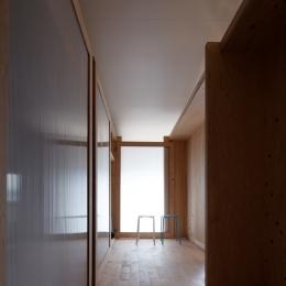 勾配天井の家 (ノビルーム室内)
