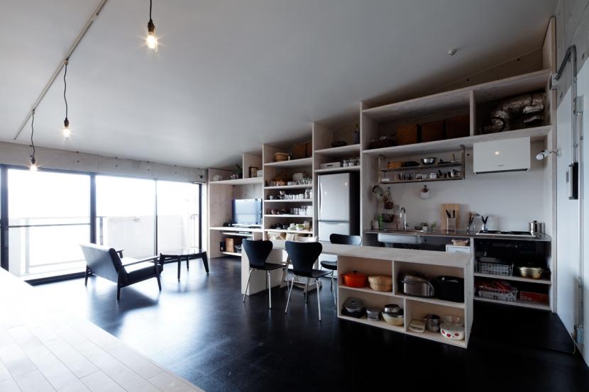 建築家:久保和樹「勾配天井の家」