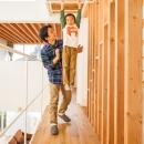 QUALIAの住宅事例「家族の夢が詰まったブリキの箱」