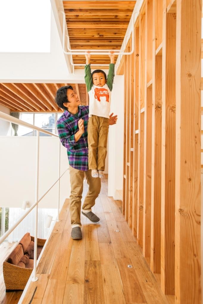 リノベーション・リフォーム会社:QUALIA「家族の夢が詰まったブリキの箱」