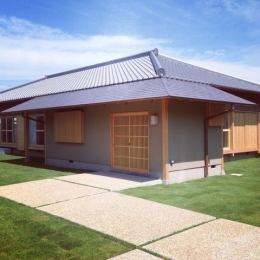 建築家 平野 太郎の事例「I邸」