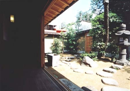 K邸の写真 和室