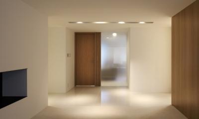ホール|陰影がつくる美しい住まい