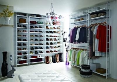 衣装部屋 (収納)