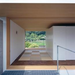 緑山の家 (和室)