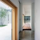 緑山の家の写真 廊下