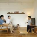H邸・家族の笑顔にあふれる快適な住まい