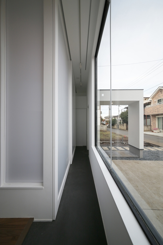 ハコノオウチ04 2.5世帯住宅の写真 玄関土間