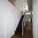 ハコノオウチ04 2.5世帯住宅の写真 階段吹抜