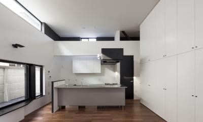 ハコノオウチ04 2.5世帯住宅 (LDK)