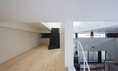 ハコノオウチ04 2.5世帯住宅 (中間階納戸)