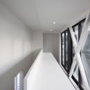 ハコノオウチ04 2.5世帯住宅の写真 家事室