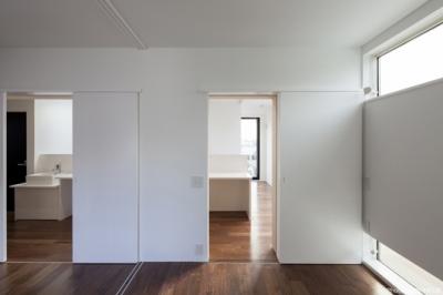 子供室 (ハコノオウチ04 2.5世帯住宅)