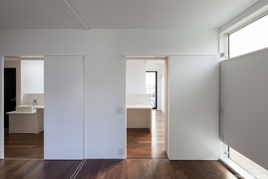 ハコノオウチ04 2.5世帯住宅の写真 子供室