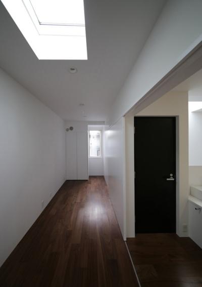子供室2 (ハコノオウチ04 2.5世帯住宅)