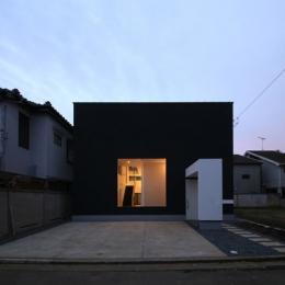 ハコノオウチ04 2.5世帯住宅