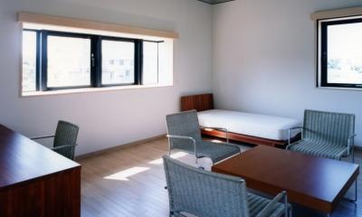 長津田Yハウス(*) (2階子供部屋)