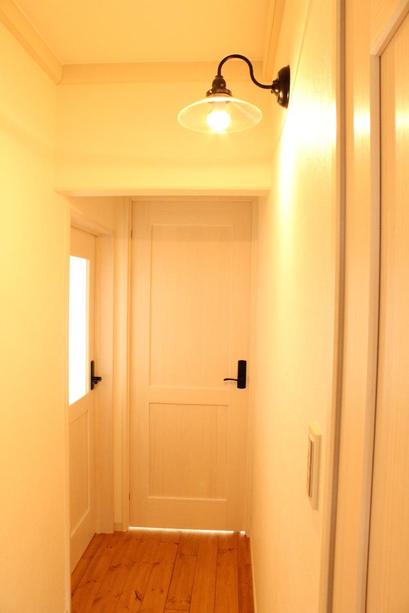 築30年の団地リノベーションの部屋 廊下