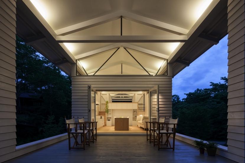 建築家:矢板久明 / 矢板直子「Villa Stella」