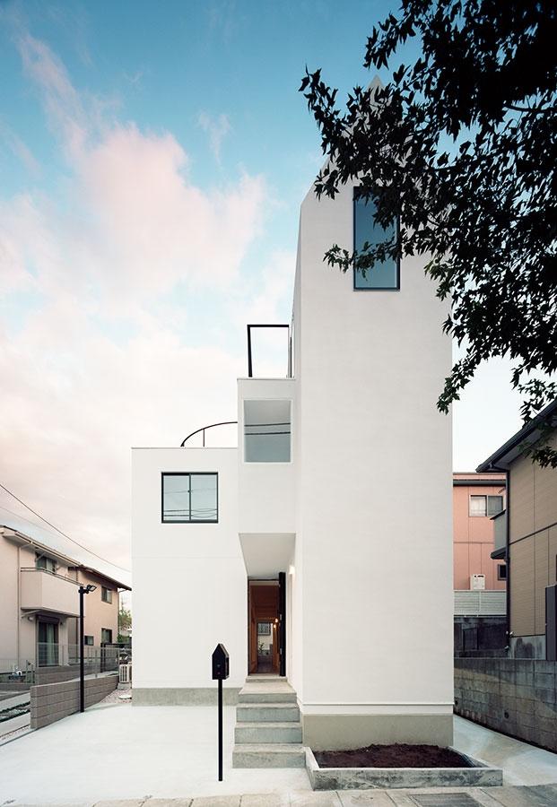 建築家:篠崎弘之「HouseK」