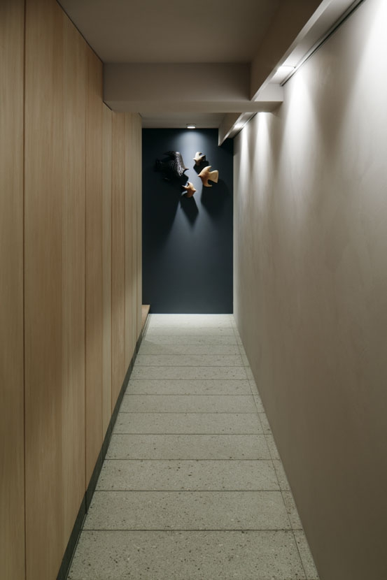 建築家:青木律典|株式会社デザインライフ設計室「「ウチソトの間合」-大阪のリノベーション-」