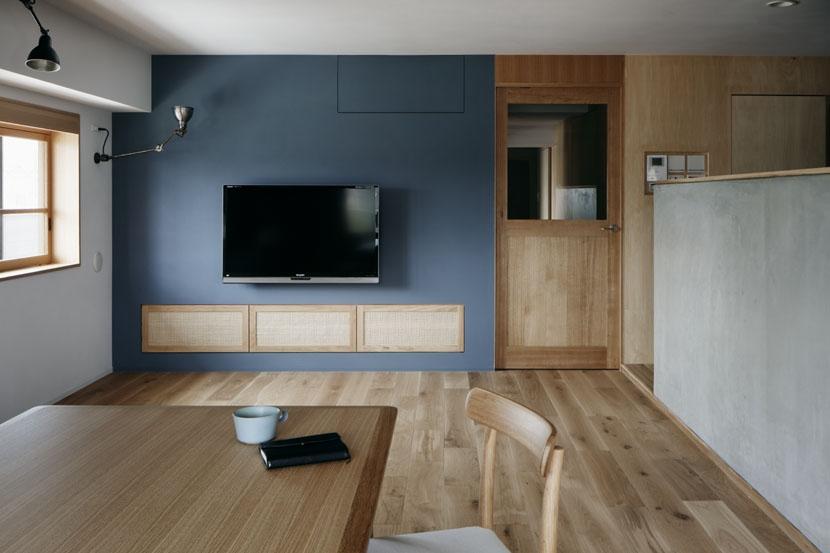 青木律典|デザインライフ設計室「ウチソトの間合」