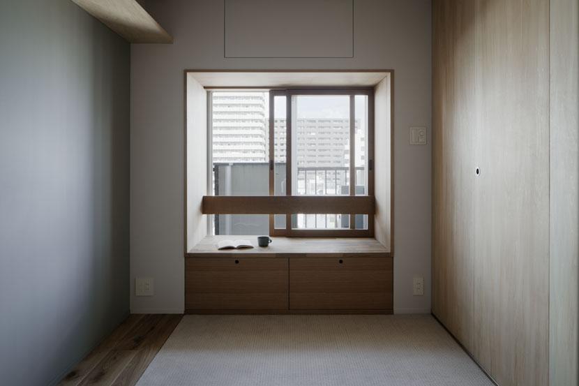 建築家:青木律典|デザインライフ設計室「「ウチソトの間合」-大阪のリノベーション-」