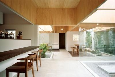 テーブルハット (カフェスペース)