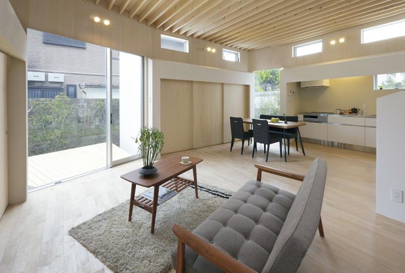 建築家:篠崎弘之「HouseM」