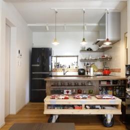 Y邸・できることは自分たちで。コラボで作り上げた快適な住まい